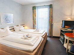 Villa Weststrand - Doppelzimmer