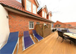 360° Panorame - Dachterrasse