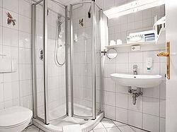 Villa Weststrand - Badezimmer