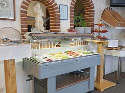 Villa Weststrand - Frühstücksbuffet