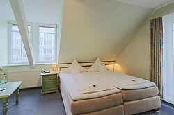 Villa Weststrand - Doppelzimmer 360° Panorama