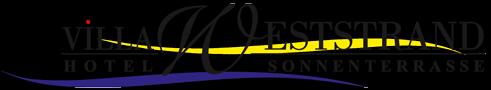 "Hotel ""Villa Weststrand"" - Logo"